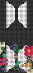 Alpha pattern #55016