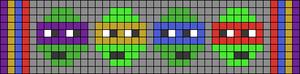Alpha pattern #55017