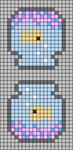 Alpha pattern #55023