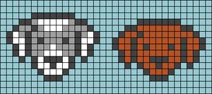 Alpha pattern #55035