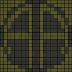 Alpha pattern #55038
