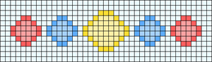 Alpha pattern #55044