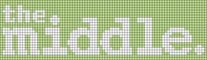 Alpha pattern #55046