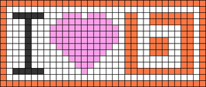 Alpha pattern #55053