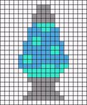 Alpha pattern #55054