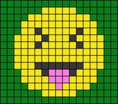 Alpha pattern #55059
