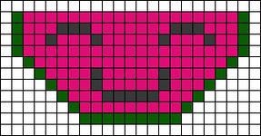 Alpha pattern #55072
