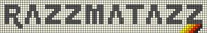 Alpha pattern #55073