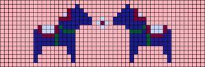 Alpha pattern #55087