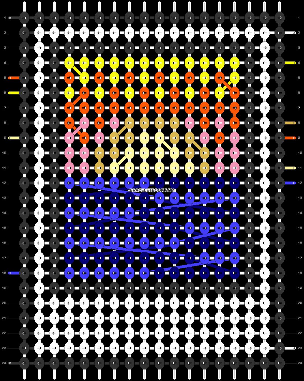 Alpha pattern #55088 pattern