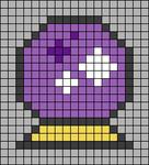 Alpha pattern #55089