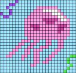 Alpha pattern #55090