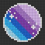 Alpha pattern #55091