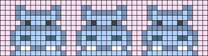 Alpha pattern #55106