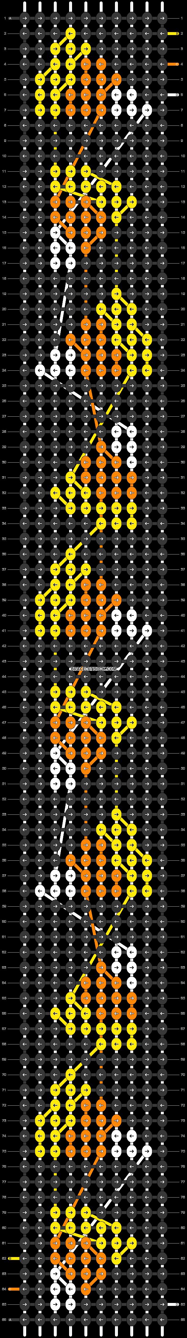 Alpha pattern #55131 pattern