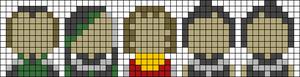 Alpha pattern #55138