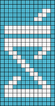 Alpha pattern #55144