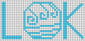 Alpha pattern #55145