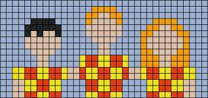 Alpha pattern #55149