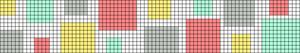 Alpha pattern #55164