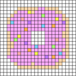 Alpha pattern #55171