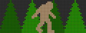 Alpha pattern #55186