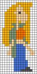 Alpha pattern #55194