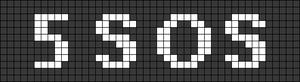 Alpha pattern #55199