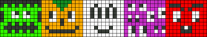 Alpha pattern #55204