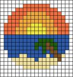Alpha pattern #55209
