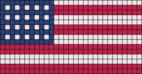 Alpha pattern #55212