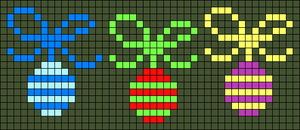 Alpha pattern #55214