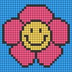 Alpha pattern #55216