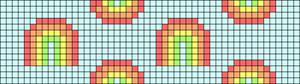 Alpha pattern #55232