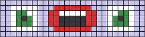 Alpha pattern #55236