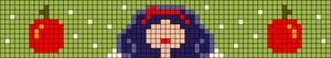 Alpha pattern #55240