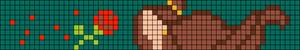 Alpha pattern #55243