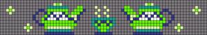 Alpha pattern #55251