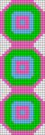 Alpha pattern #55253