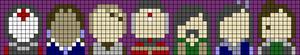 Alpha pattern #55254