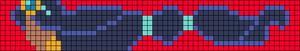 Alpha pattern #55259