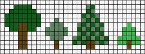 Alpha pattern #55261