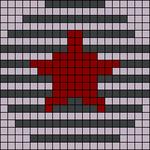 Alpha pattern #55262