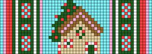 Alpha pattern #55267