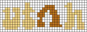Alpha pattern #55268
