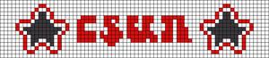 Alpha pattern #55277