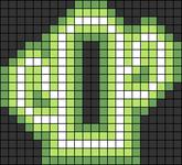 Alpha pattern #55303