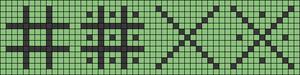 Alpha pattern #55312