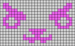 Alpha pattern #55322