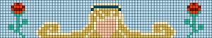 Alpha pattern #55325